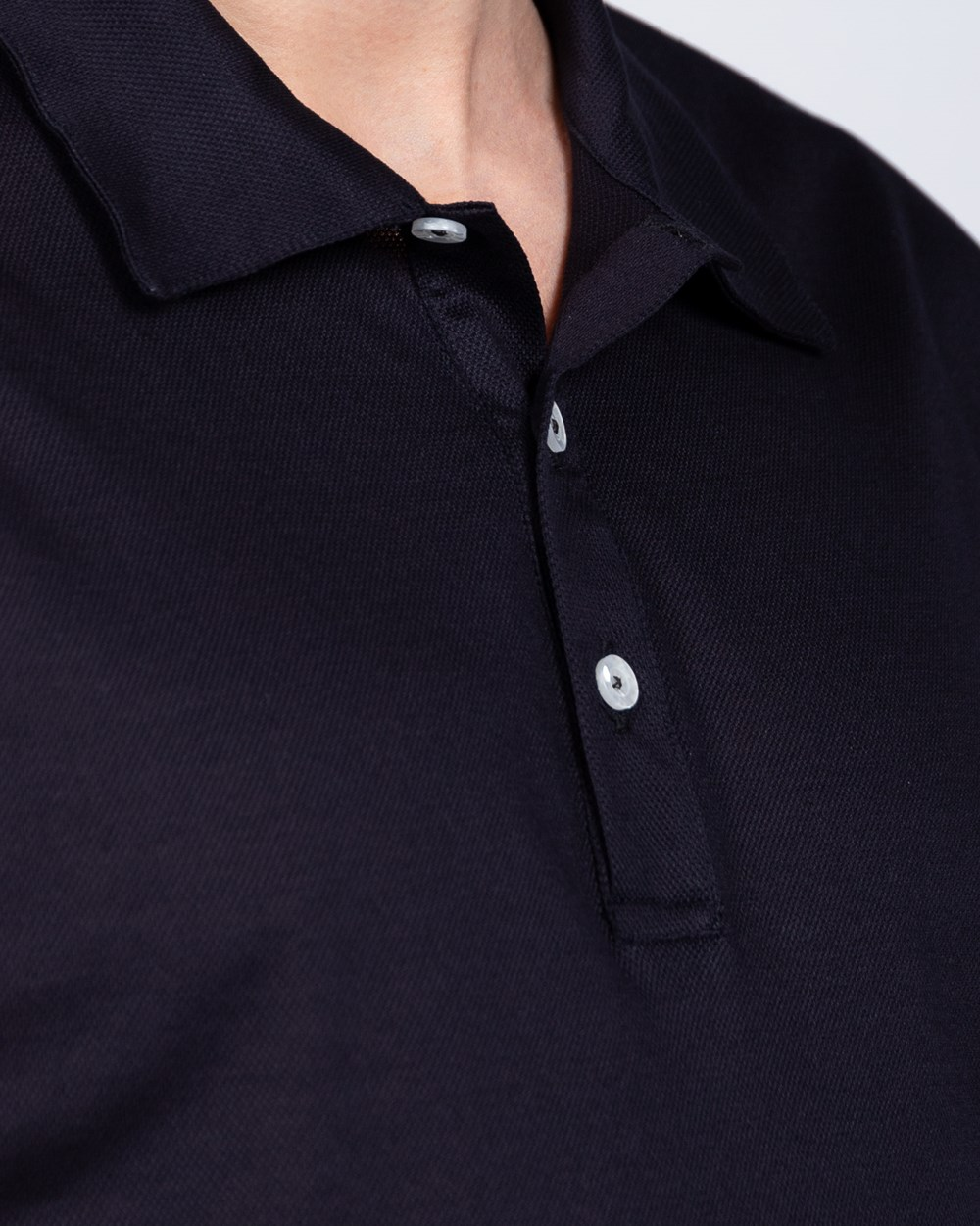 Cavour Mercerised Cotton Polo