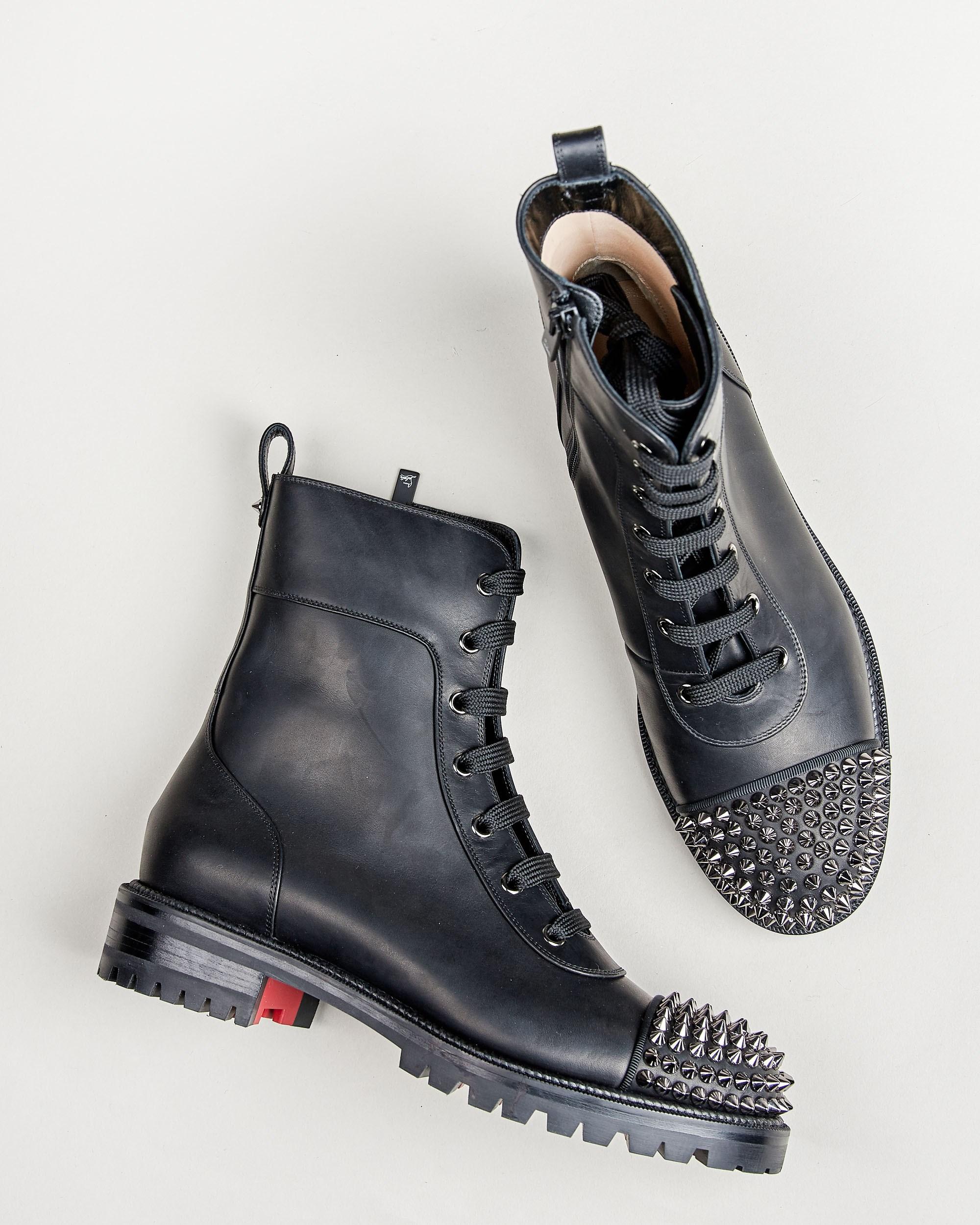 TS Croc Boots